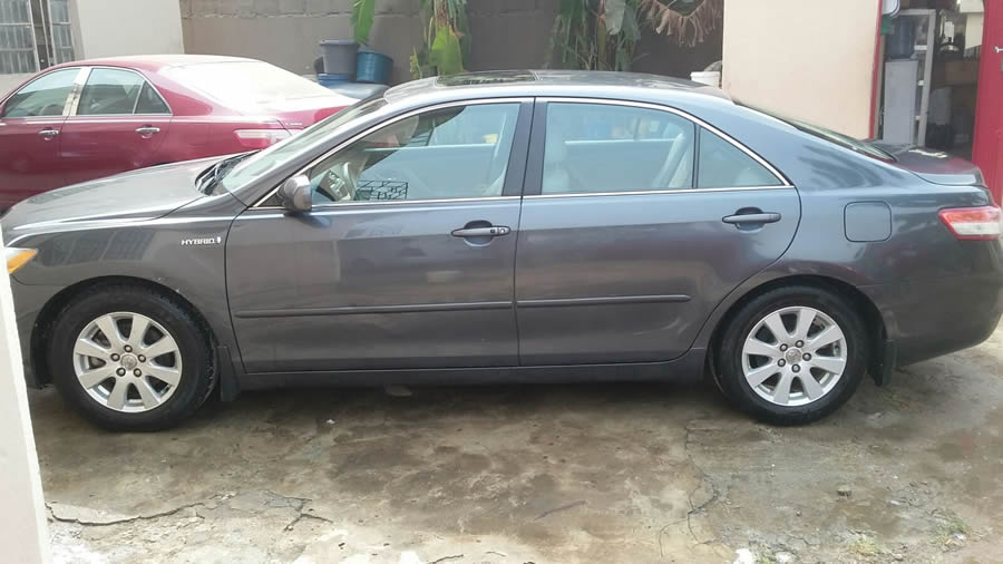 toks toyota camry 2009 full option hybrid autos nigeria. Black Bedroom Furniture Sets. Home Design Ideas