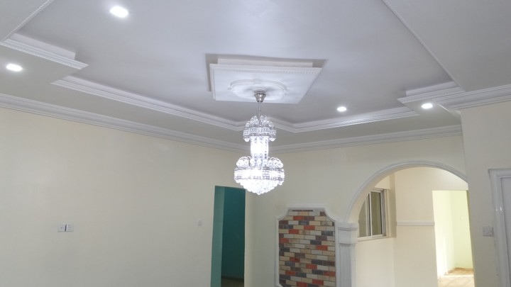 Ceiling pop designs for your house properties 5 nigeria for Pop design for home ceiling pop