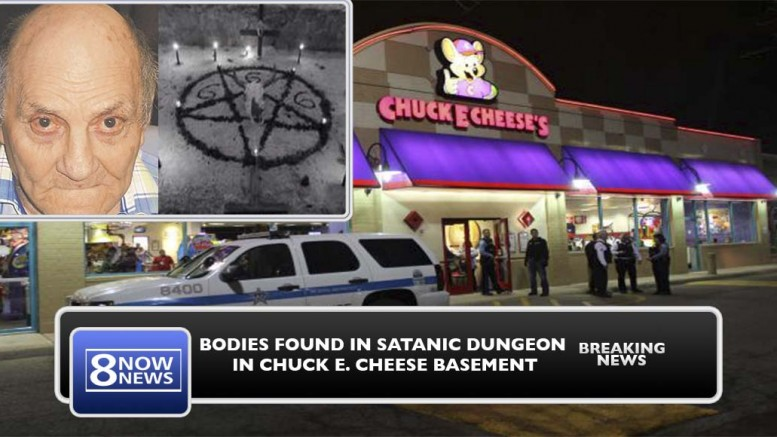 Ritual Satanic Dungeon Found In Chicago By Police Crime
