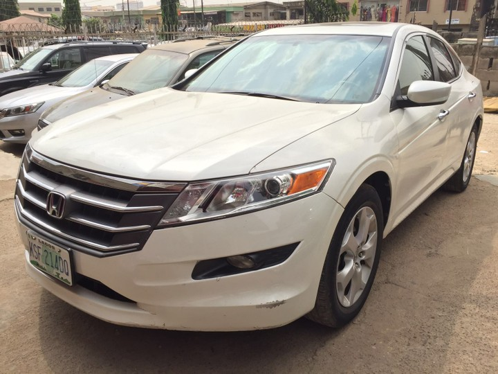 sold reg honda crosstour 2010 autos nigeria. Black Bedroom Furniture Sets. Home Design Ideas
