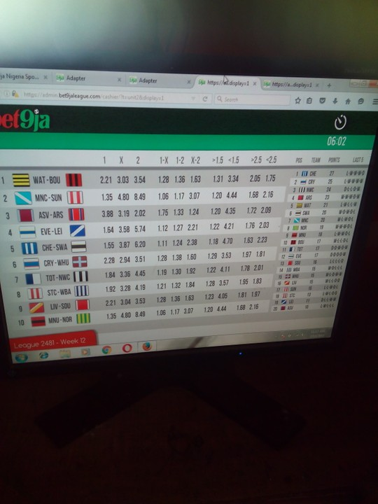 Image result for bet9ja virtual tips