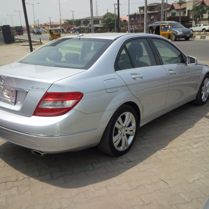 Foreign Used Rav4 Price >> 2012 Mercedes Benz C300 4matic Toks (first Body) - Autos - Nigeria