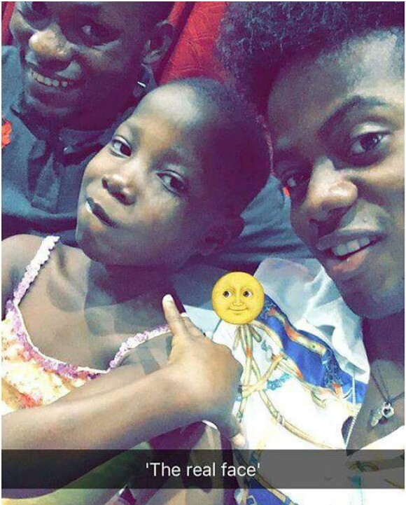 {filename}-Korede Bello With Emmanuella, The Real Face Girl