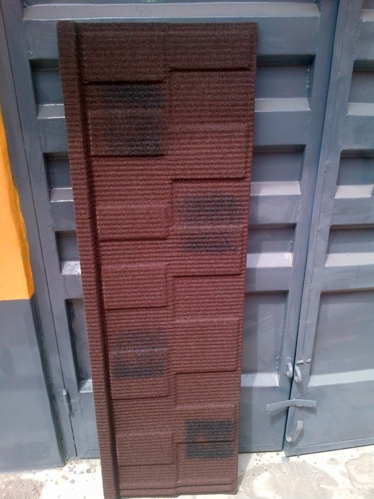 Quality Stone Coated Step Tile Roof Sheet At Cheapest