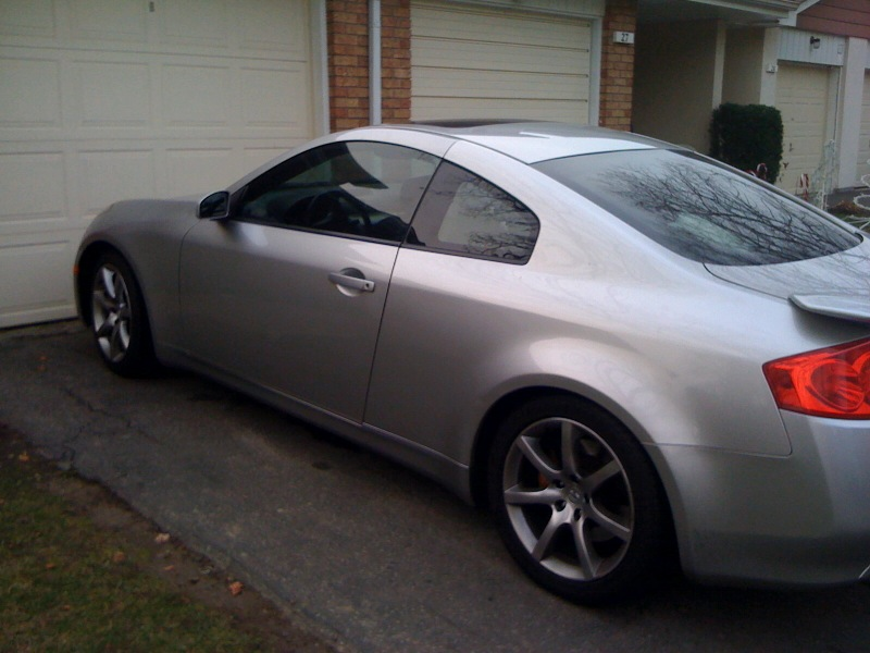 Chance To Own A 300 Hp Infiniti G35 Coupe M6 Autos Nigeria