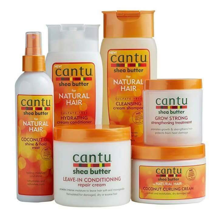 All Natural Hair Product Brands