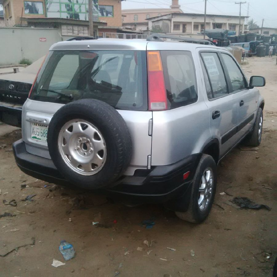 registered honda crv 2000 n650 autos nigeria. Black Bedroom Furniture Sets. Home Design Ideas