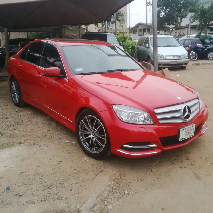 tokunbo mercedes benz c300 4matic 2010 n5 500. Black Bedroom Furniture Sets. Home Design Ideas
