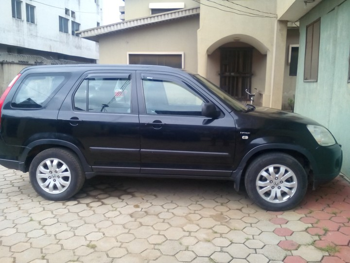used honda crv 2006 autos nigeria. Black Bedroom Furniture Sets. Home Design Ideas