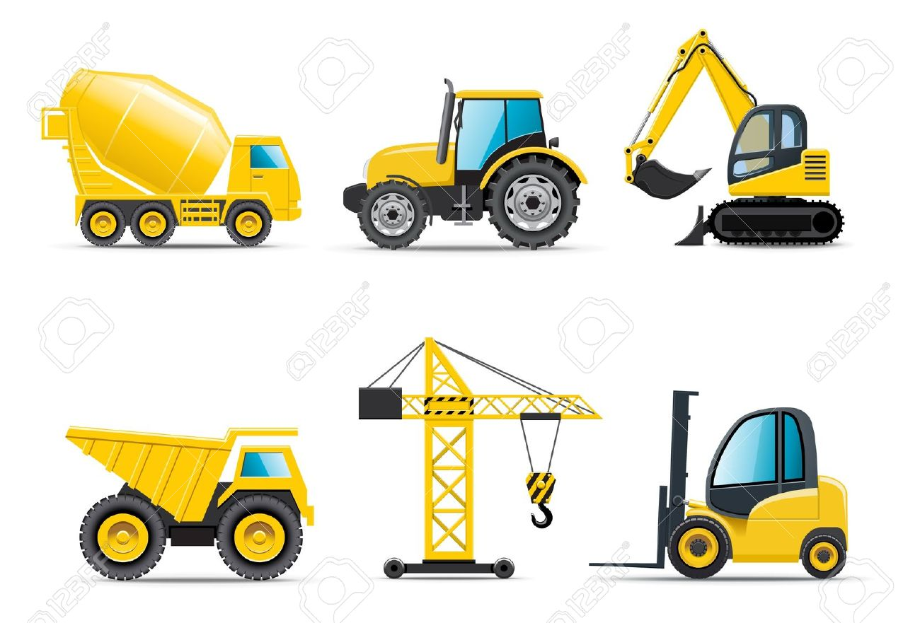 List Of Construction Equipments Available For Lease And