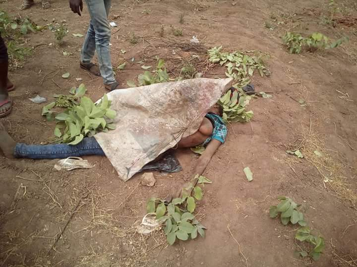 W-I-C-K-E-D-N-E-S-S! Ritualists Kill Girl, Remove Heart And Other organs (Viewer Discretion)