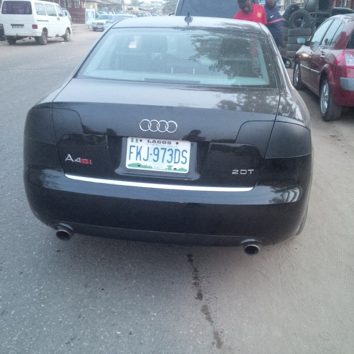 Super Clean Used Audi A4 2004 Model For 950k