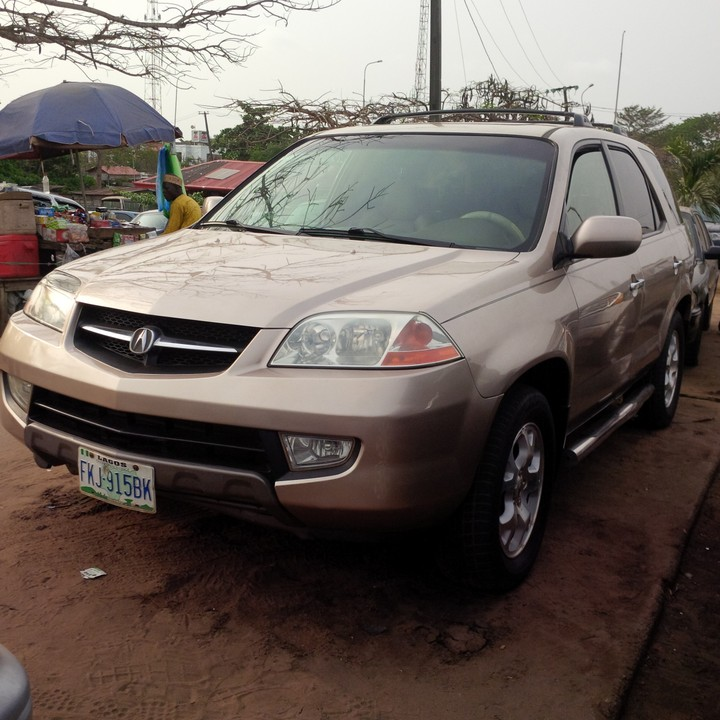 Acura Tl Transmission For Sale: 2004 Acura Mdx Registered For Sale Super Clean And Cheap