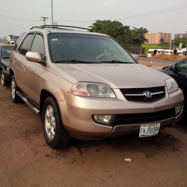 2004 Acura Mdx Registered For Sale Super Clean And Cheap