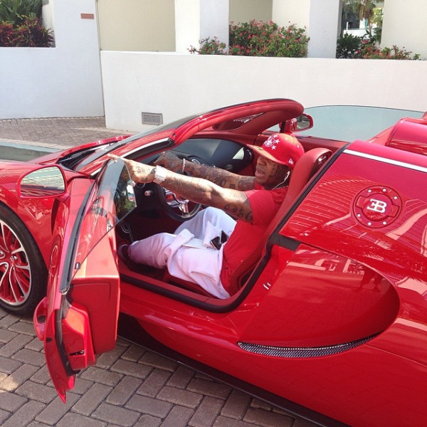 Top 10 Most Expensive Bugattis Owned By Rappers