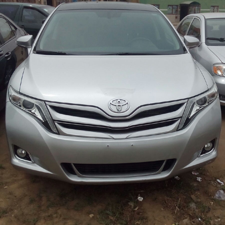 Toyota Venza 2014 Price: Nice Clean Tokunbo 2014 Toyota Venza.... Asking Price: N6