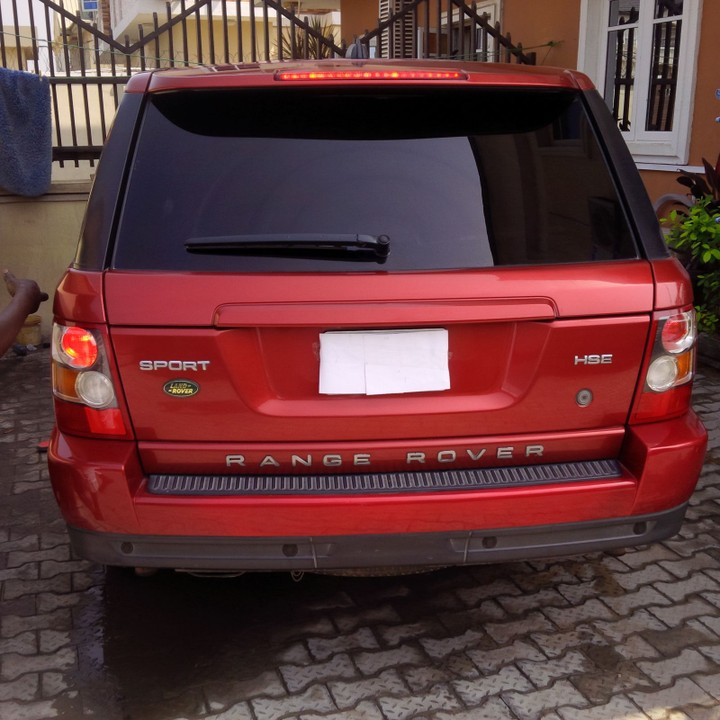 Used Land Rover Range Rover Sport Hse 4 4 V8 Automatic For: 2008 Range Rover HSE Full Option For Sale