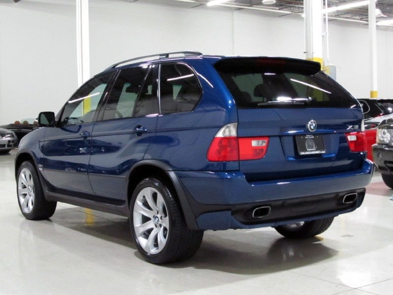 2006 Bmw X5 4 8is Awd Autos Nigeria
