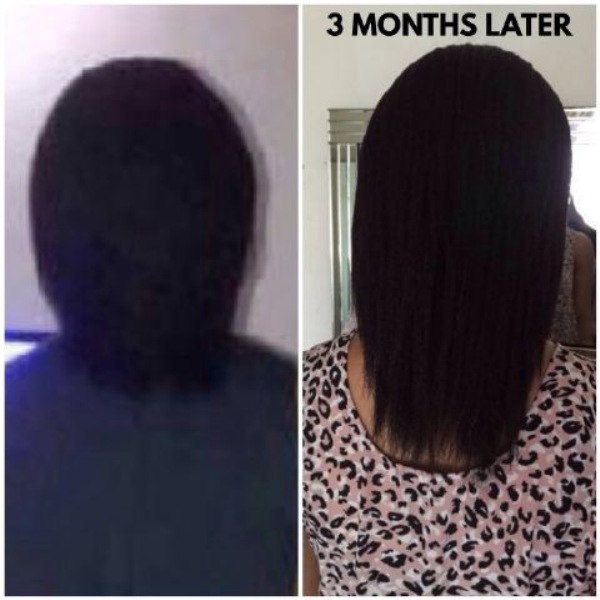 Grow Your Hair In Only 3 Months Here Is How I Did It Fashion