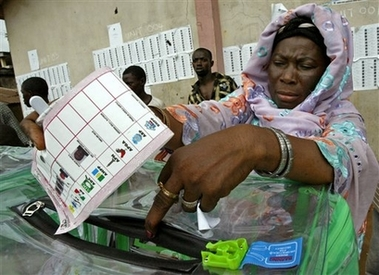 Problem of elections in nigeria essay