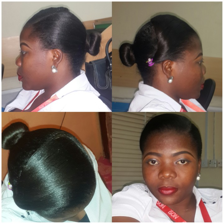Ladies Share The Different Styles You Pack Your Natural Hair Fashion Nigeria