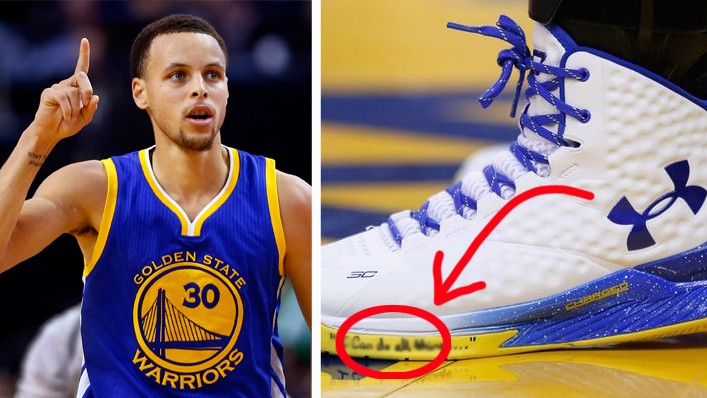What Do Stephen Curry S Look Like The Shoes