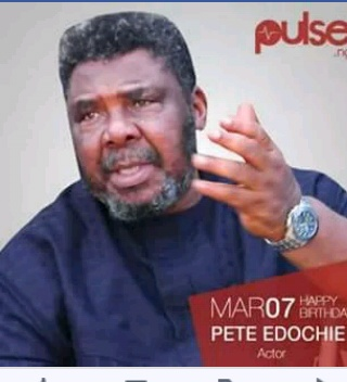 Pete Edochie Celebrates His 69th Birthday Today