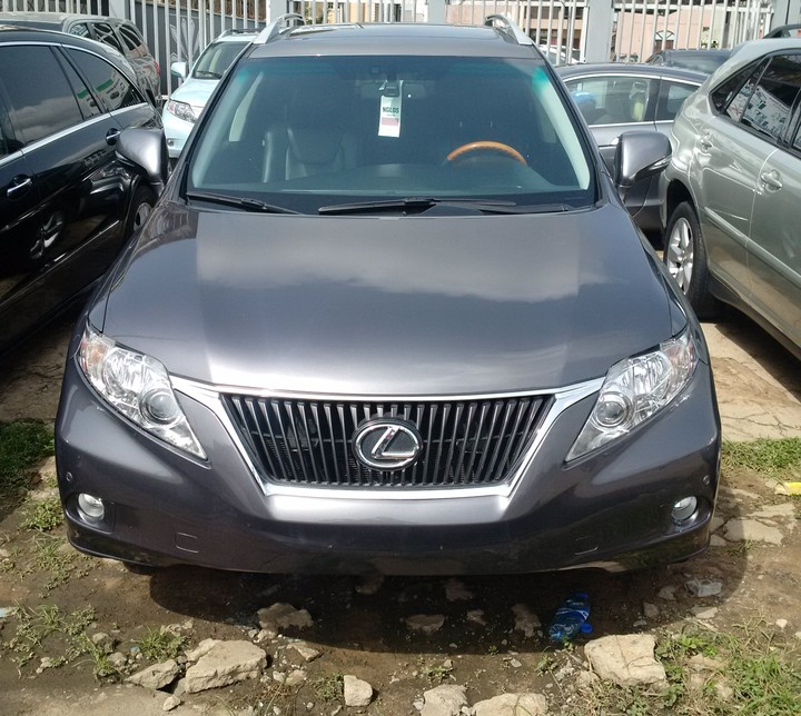 2013 Lexus Rx 350 For Sale: **2012 LEXUS RX 350,fully Loaded,best Price Ever**