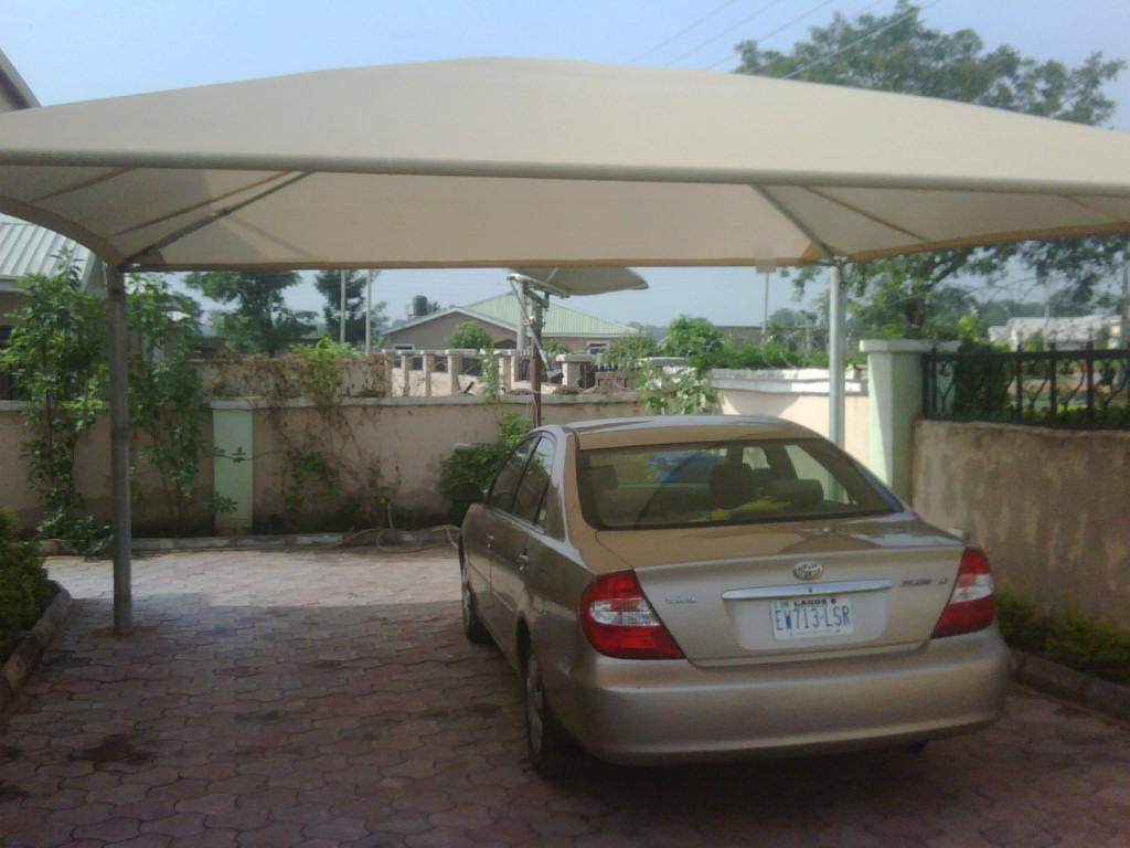 Cool Carport Covers : Get your carport cool cover in abuja just hours call