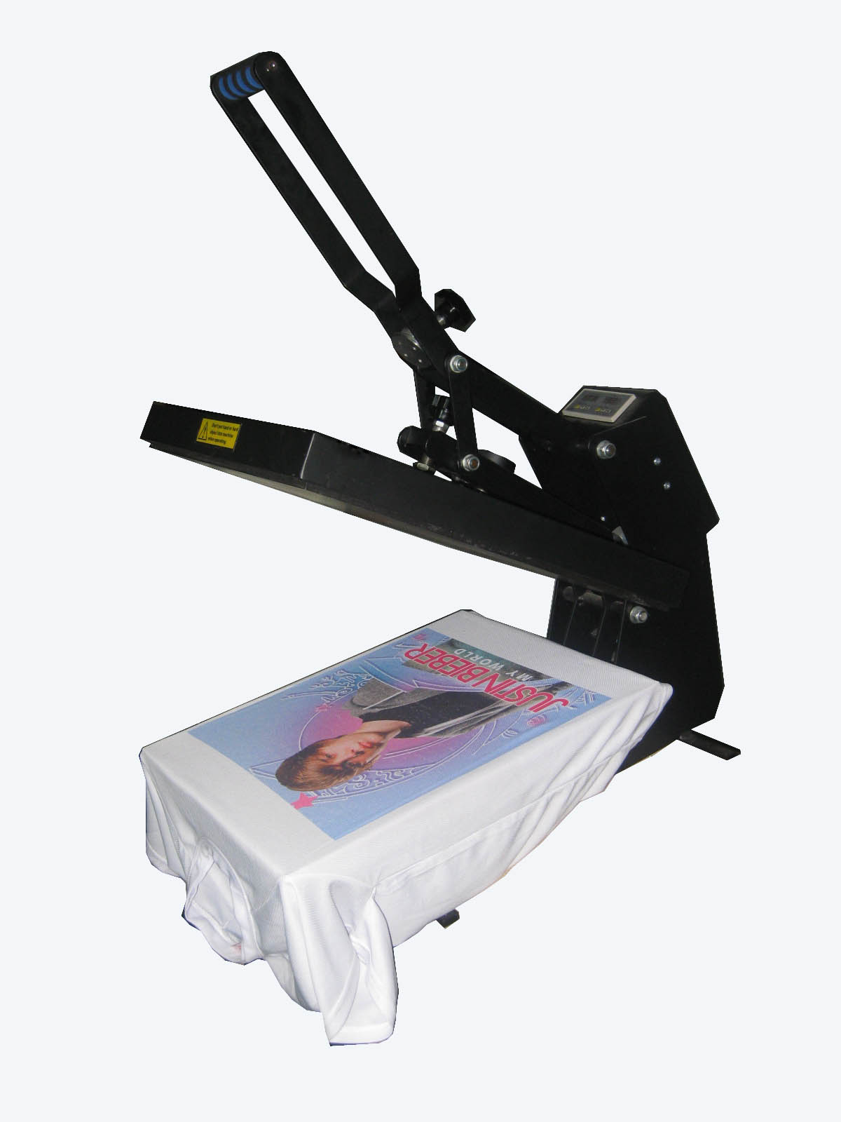 t shirt heat press machine