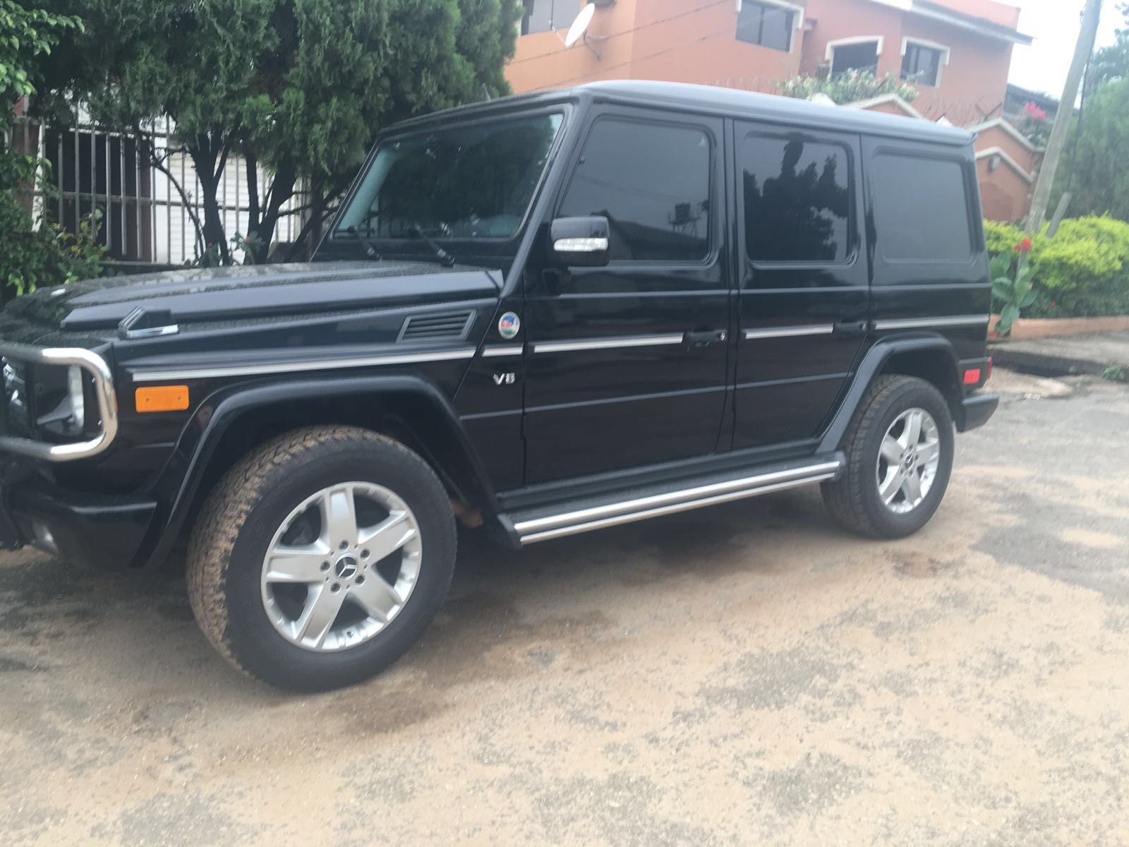 clean toks 2005 mb g wagon g500 limited grand edition for sale 12m negotiable autos nigeria. Black Bedroom Furniture Sets. Home Design Ideas