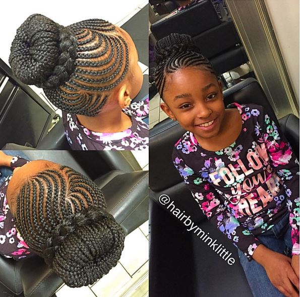 Hairstyle27 Fashion Nigeria Nigerian Braids Hairstyles 2016