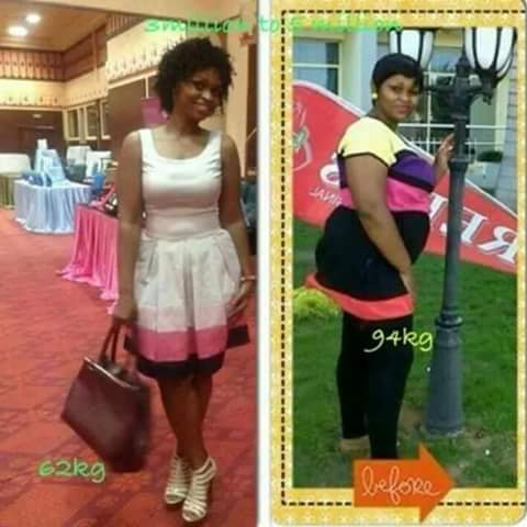 Not eating after 6 weight loss