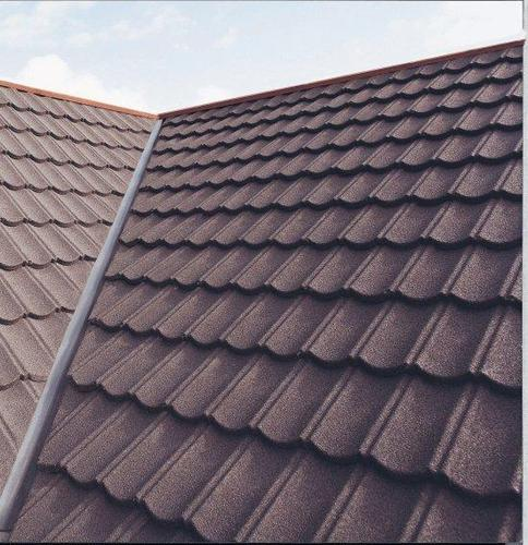 Stone Coated Roofing Sheet Roof Tiles In Nigeria