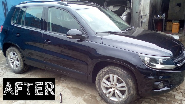 Respray Repaint And Oven Bake Your Vehicles To Look Autos Post