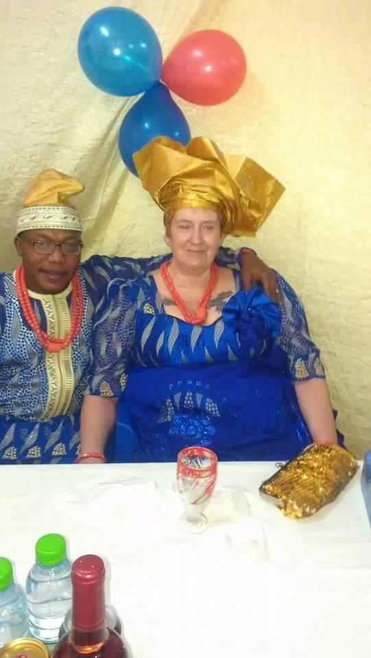 29-Year-Old Nigerian Boy Marries 69-Year-Old American In Senegal