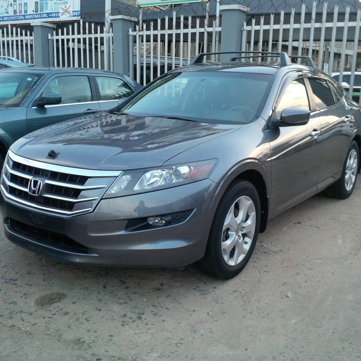 20011 honda crosstour tokunbo for sale autos nigeria. Black Bedroom Furniture Sets. Home Design Ideas