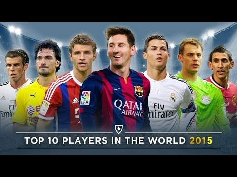 the best soccer players in the world right now