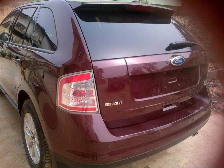 Very Clean Ford Edge  Model For Sale Very Urgent Autos Nairaland