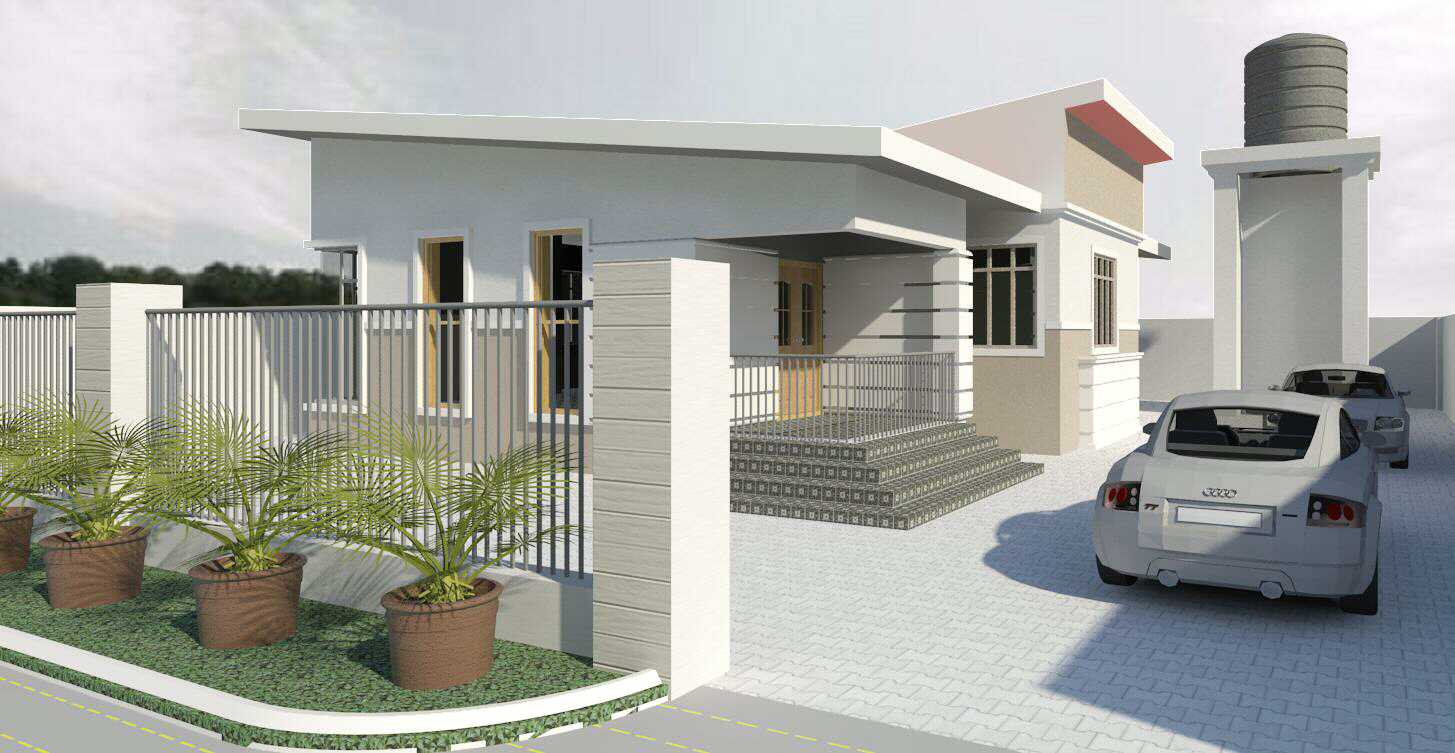 3d Views Of Buildings By The Harneyproject Team Properties 3 Nigeria