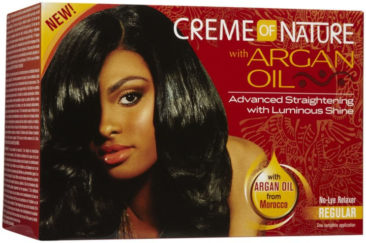 Is Creme Of Nature Good For Relaxed Hair