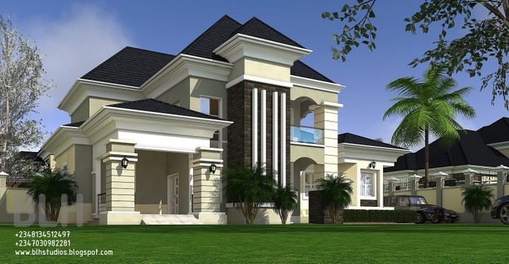 How much to build a 5 bedroom house in nigeria for How much does it cost to build a bungalow