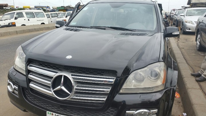 Super clean used 2008 mercedes benz gl550 bought brand new for Mercedes benz inspection cost
