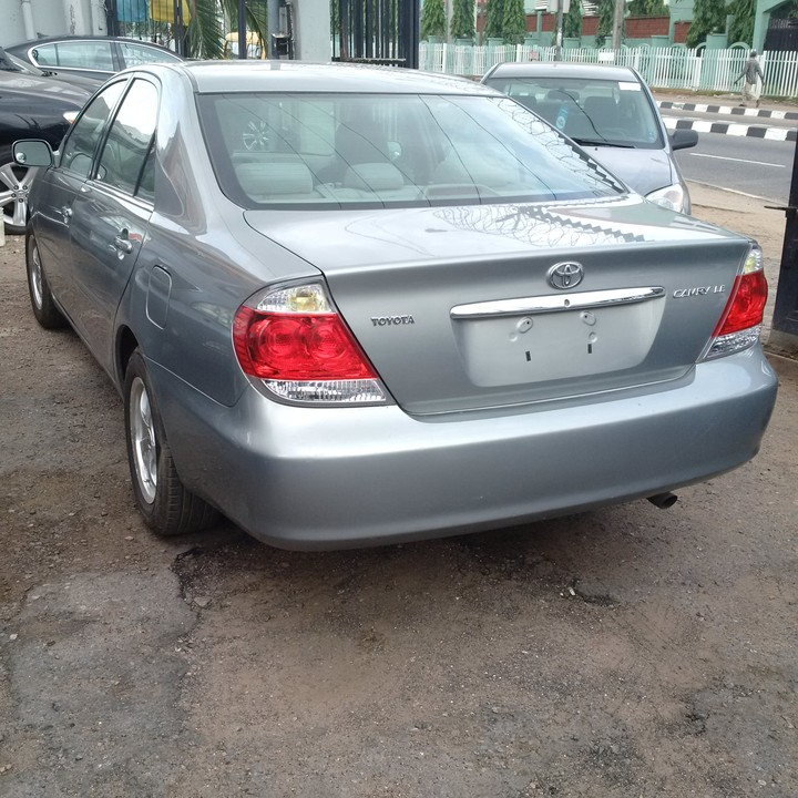 toyota camry 2006 tokunbo tokunbo 2006 toyota camry le autos nigeria sold tokunbo 2006 toyota. Black Bedroom Furniture Sets. Home Design Ideas