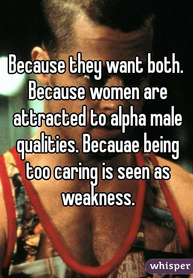 alpha male traits in bed