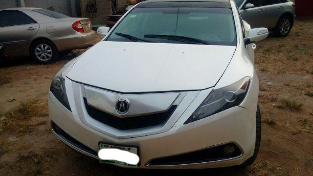 reg 2010 acura zdx for sale autos nigeria. Black Bedroom Furniture Sets. Home Design Ideas