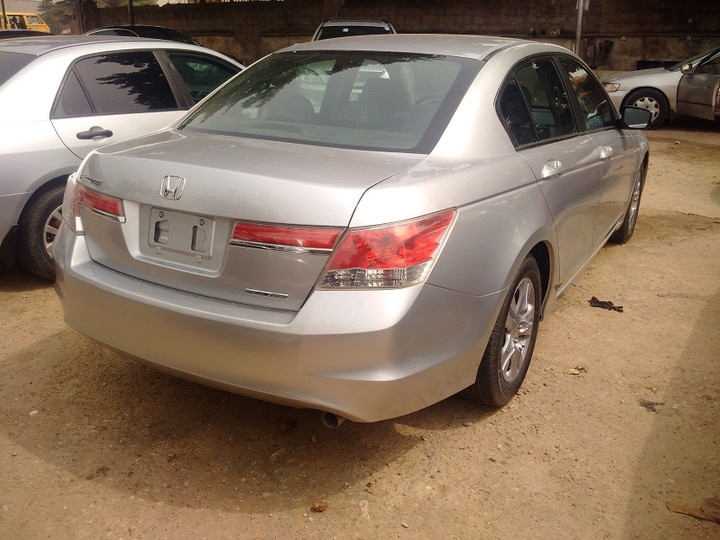 Sold Sold Sold 2011 Model Honda Accord Special Edition