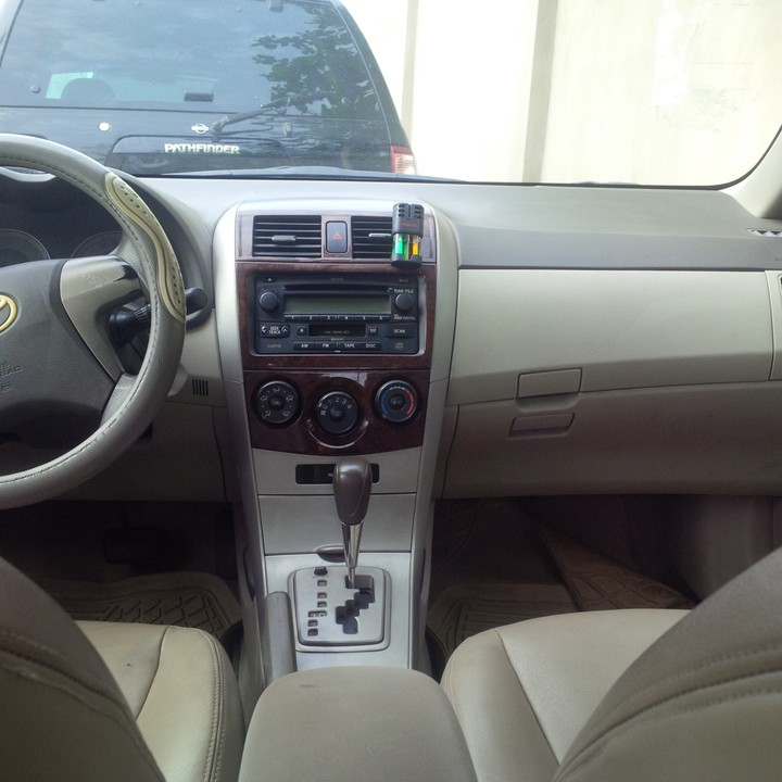 2000 Toyota Corolla For Sale: Toyota Corolla Used 2009model For Sale 1.7m Call