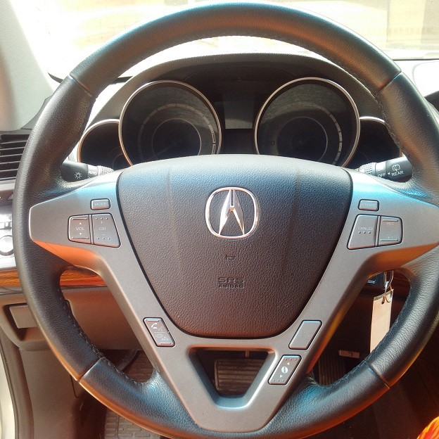 SOLD SOLD SOLD.2008 Model Acura Mdx