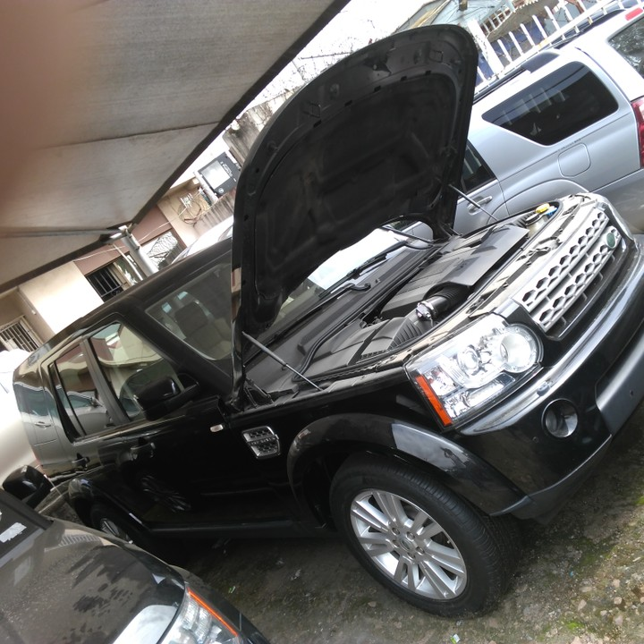 2012 Land Rover Discovery 4 For Sale: Land Rover Lr4 2012model Fullest Option